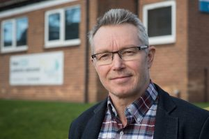 DR Stephen Willott by Sirastudio, Photographers in Harrogate for GP on-line