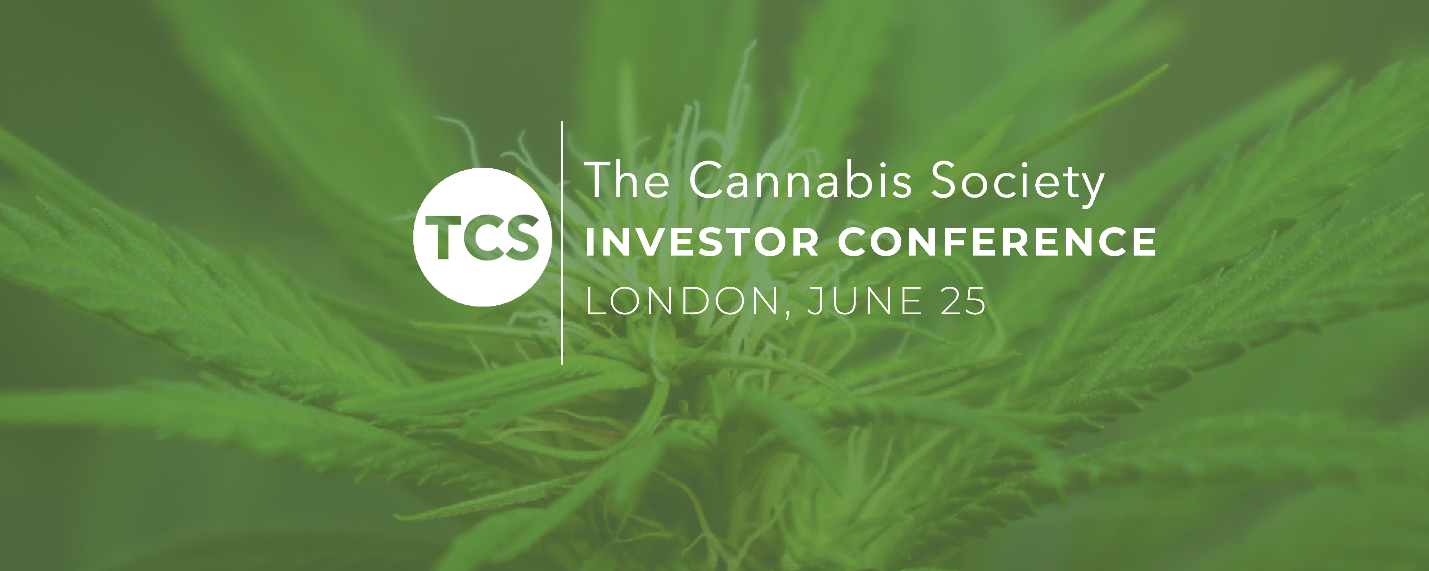 The Cannabis Society: London Medical Cannabis Conference